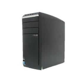 【中古】 ASUS M51AC-JP008S i5 4430S 2.7GHz 4GB HDD500GB GTX640 OS無 デスクトップ ブラック系 T2369691