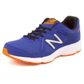 new balance(ニューバランス) M390 170390 CM2 ブルー/オレンジ|スニーカー メンズ