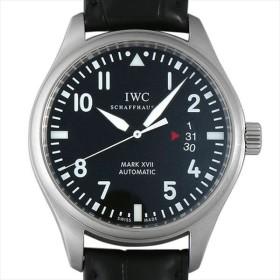 48回払いまで無金利 IWC マーク17 マークXVII IW326501 中古 メンズ 腕時計