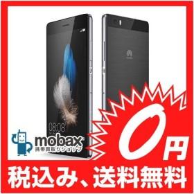 キャンペーン◆※保証書未記入。【新品未使用】SIMフリー Huawei P8 lite ブラック ALE-L02【白ロム】