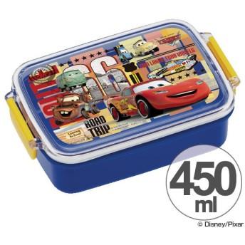 お弁当箱 角型 カーズ 450ml 子供用 キャラクター ( タイトランチボックス 食洗機対応 弁当箱 )
