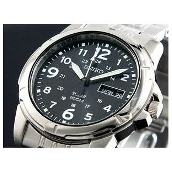 セイコー SEIKO ソーラー 腕時計 SNE095P1
