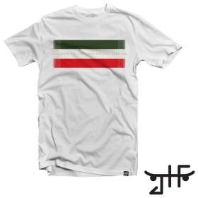 【JUST HAVE FUN/ジャストハブファン】WHATS GOOCHI TEE Tシャツ / WHITE