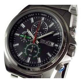 エバーラスト EVERLAST 腕時計 メンズ クロノグラフ 33-204-002