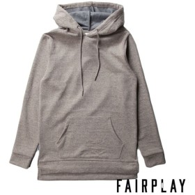【FAIRPLAY BRAND/フェアプレイブランド】LUPE / HEATHER パーカー