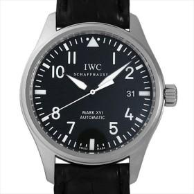 48回払いまで無金利 SALE IWC マーク16 マークXVI IW325501 中古 メンズ 腕時計