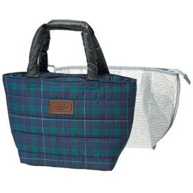 ランチバッグ ソフトランチバッグ トラディションマインド 洗えるインナーバッグ付 2重タイプ ( トートバッグ 保冷バッグ トート型 )
