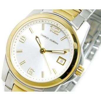 シャルル ジョルダン CHARLES JOURDAN クオーツ レディース 腕時計 135.23.1