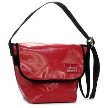 マンハッタンポーテージ manhattan portage ショルダーバッグ 1605v-vl vinyl vintage messenger bag vnl red