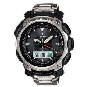 カシオ CASIO プロトレック PROTREK アナデジ 腕時計 PRG505T-7