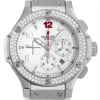 48回払いまで無金利 ウブロ ビッグバン オールホワイト ダイヤモンド 301.SE.230.RW.114 中古 メンズ 腕時計