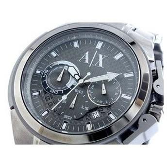 アルマーニ エクスチェンジ クロノグラフ 腕時計 ax1181