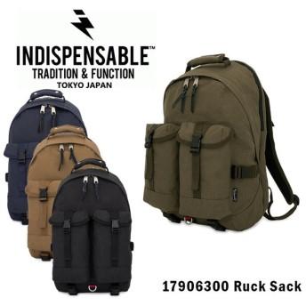 インディスペンサブル INDISPENSABLE リュック 17906300  デイパック バックパック リュックサック メンズ レディース [PO10]
