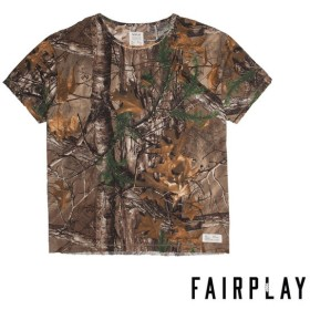 【FAIRPLAY BRAND/フェアプレイブランド】SPARROW カットソー / XTRA CAMO