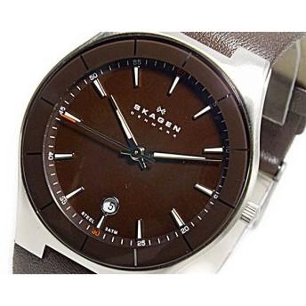 スカーゲン SKAGEN クオーツ メンズ 腕時計 SKW6038