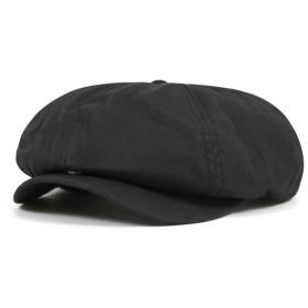 キャバレロ キャスハンチング サモラ ベンタイルウェザー ブラック 帽子