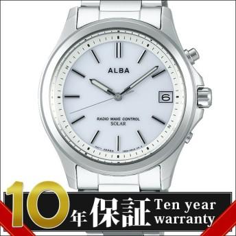 【レビューを書いて10年保証】ALBA アルバ SEIKO セイコー 腕時計 AEFY504 メンズ ソーラー電波