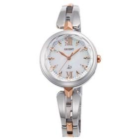 オリエント ORIENT イオ iO スイートジュエリー・スイートコスメ ソーラー レディース 腕時計 WI0091SD 国内正規