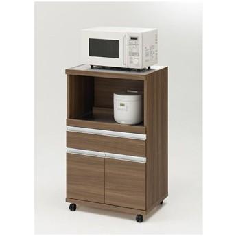 フナモコ FUNAMOCO キッチン ハイカウンター MRD-60 リアルウォールナット   (代引き不可)