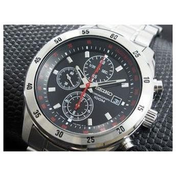 セイコー SEIKO 腕時計 1/20秒クロノグラフ SNDC49P1