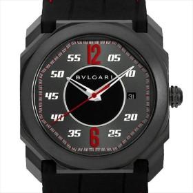 48回払いまで無金利 ブルガリ オクト KEN OKUYAMA リミテッドエディション BGO41BSLD/KO 未使用 メンズ 腕時計