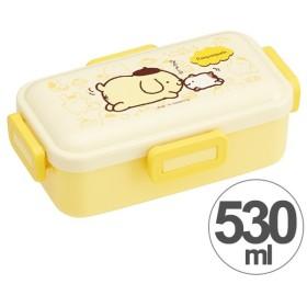 お弁当箱 ポムポムプリン ふんわり弁当箱 1段 530ml ( 弁当箱 ランチボックス ドーム型 )