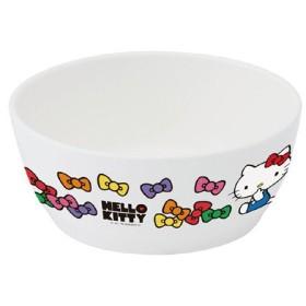 小鉢 汁椀 ハローキティ フェイス 食洗機対応 子供用食器 キャラクター ( お椀 ボウル プラスチック製 )