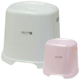 風呂椅子 シンプルイズム 腰かけ 高さ33cm ( 風呂イス 風呂いす フロイス ふろいす )