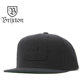 ブリクストン キャップ 帽子 ブラック BRIXTON メンズ