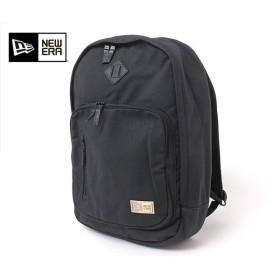 ニューエラ クラム パック マット クロコダイル ブラック 鞄