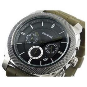 フォッシル FOSSIL クロノグラフ 腕時計 FS4597