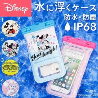 iphone スマホ 防水ケース ディズニー 浮く かわいい 完全防水 iphone8 DIVAID フローティング 防水 ケース アイフォン8 アイホン8 ポーチ