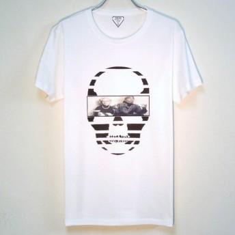 Legend Skull T-shirt White