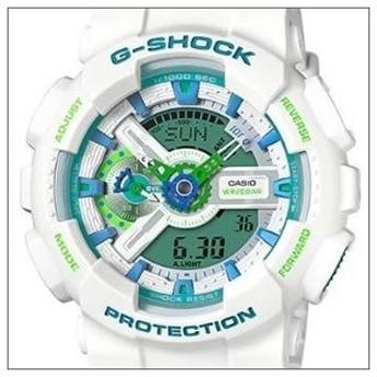 海外CASIO 海外カシオ 腕時計 GA-110WG-7A メンズ G-SHOCK ジーショック