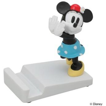 ■在庫限り・入荷なし■スマホスタンド ミニーマウス マルチストッパー ( かわいい スマートフォンスタンド ディズニー )