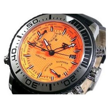 TX ティーエックス 腕時計 ワールドタイム T3C447