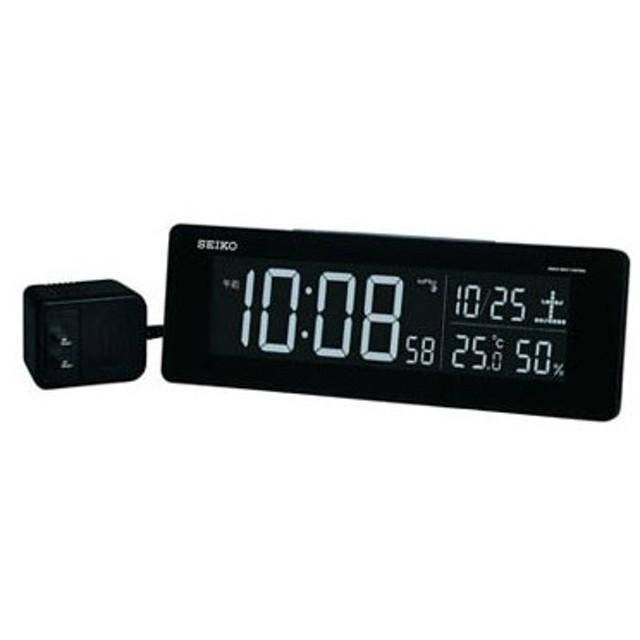 セイコー SEIKO 電波時計 目覚まし時計 DL205K