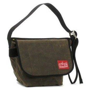 マンハッタンポーテージ manhattan portage ショルダーバッグ 1605v-wp wax vintage messenger bag darkbrown