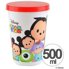 保存容器 薄肉容器 ボトル型 ディズニー ツムツム 500ml ( 容器 ボトル ストックボトル )