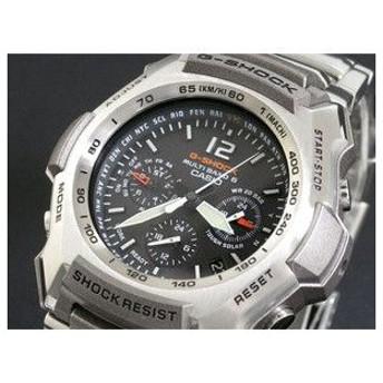 カシオ Gショック 電波ソーラー 腕時計 GW-2000D-1AJF