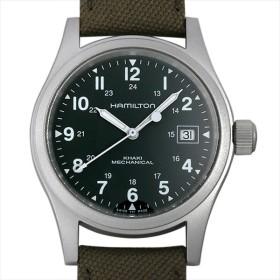 48回払いまで無金利 ハミルトン カーキ フィールド メカ H69419363 新品 メンズ 腕時計