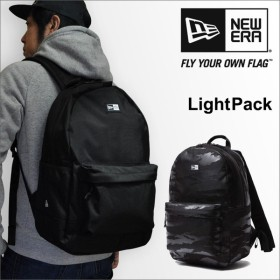 ニューエラ NEW ERA リュック Light Pack  NEWERA バックパック リュックサック ライトパック カモフラ 迷彩  [PO10]