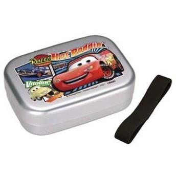 ■在庫限り・入荷なし■お弁当箱 ランチボックス アルミ製 カーズ 子供用 キャラクター