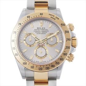 48回払いまで無金利 ロレックス コスモグラフ デイトナ 116523 グレー ランダムシリアル 中古 メンズ 腕時計