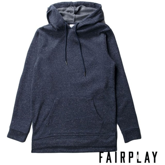 【FAIRPLAY BRAND/フェアプレイブランド】LUPE / NAVY パーカー