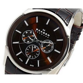 スカーゲン SKAGEN クオーツ メンズ 腕時計 SKW6001