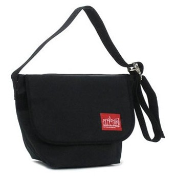 マンハッタンポーテージ manhattan portage ショルダーバッグ 1605v-wp wax vintage messenger bag black