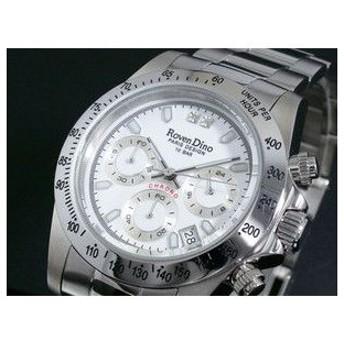 ロマンディーノ ROVEN DINO クロノ メンズ 腕時計 RD3235-1