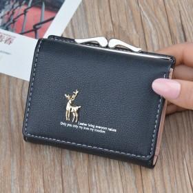 財布 レディース 三つ折り コンパクト 女の子 おしゃれ 可愛い かわいい カード入れ 高校生 中学生 プレゼント シンプル