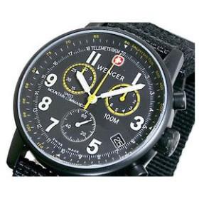 ウェンガー WENGER 腕時計 コマンド クロノグラフ 70724XL